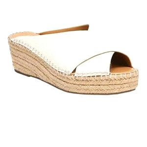 Franca Sarto wedge sandal